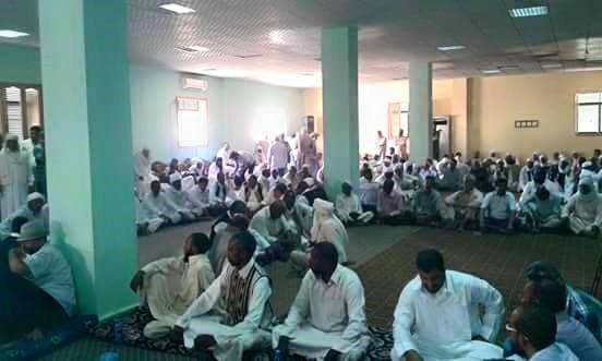 Fezzan Social Council, 1