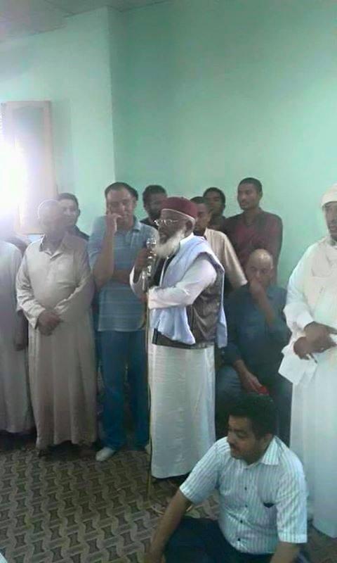 Fezzan Social Council, 2