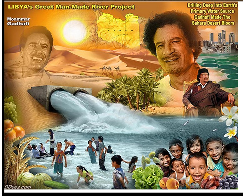 Great Man-made River project (system)