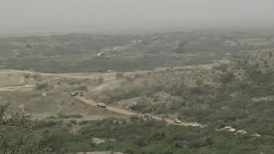 JIZAN province, Yemen