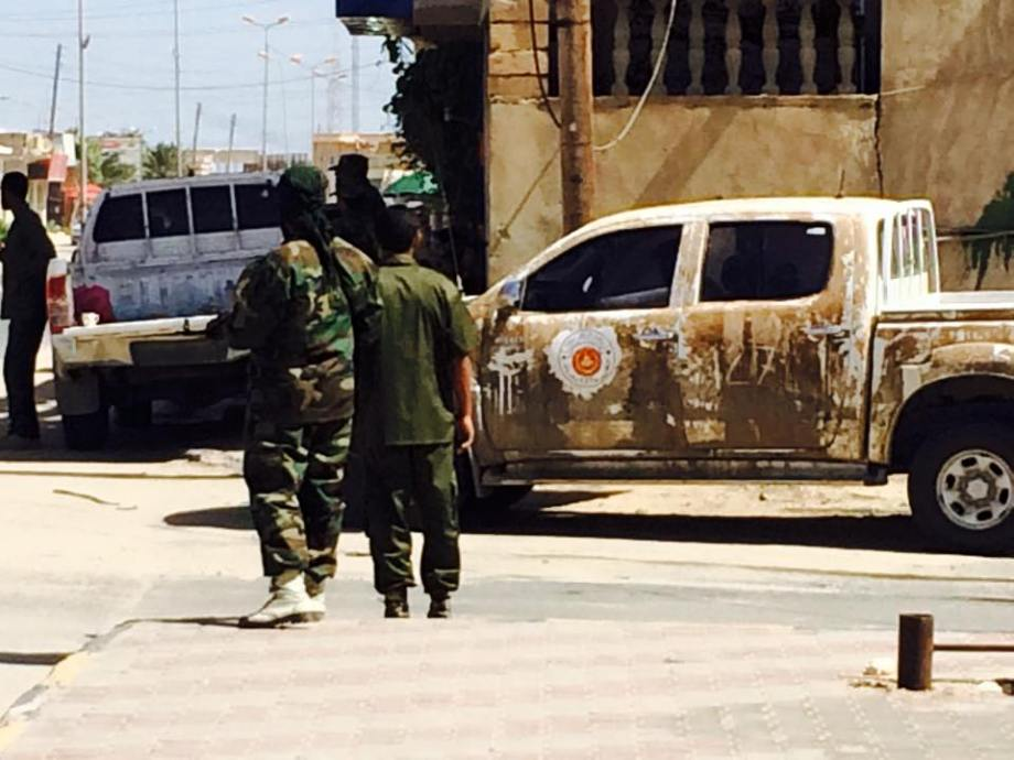 Libyan Army in the Western Region, 5