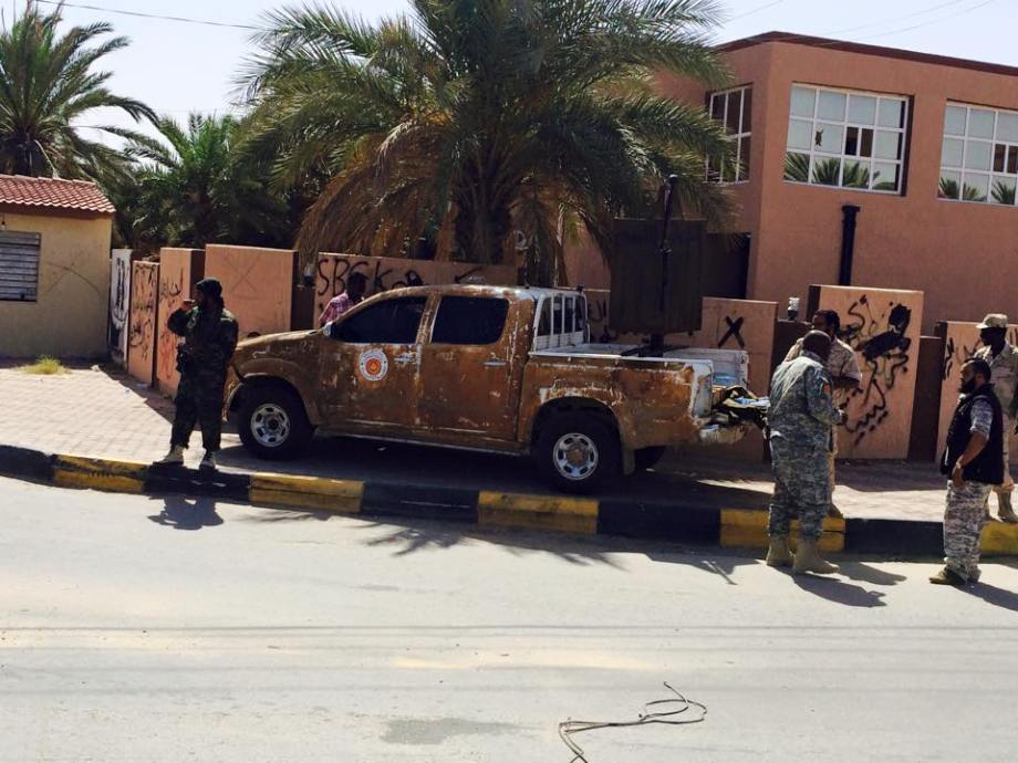 Libyan Army in the Western Region, 9