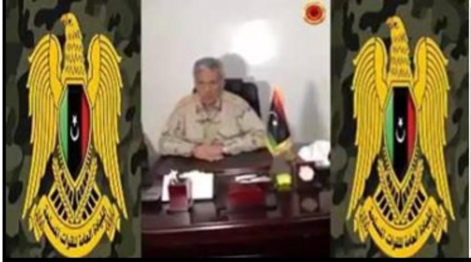 Libyan Army Operations in the Western region