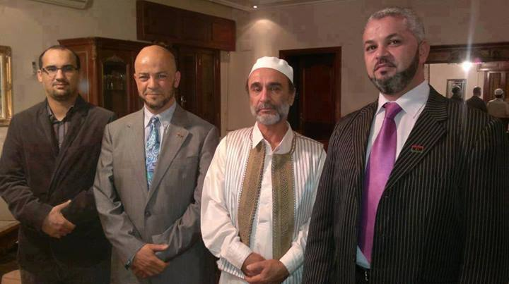 libyan-brotherhood-showing-mohammed-baio-and-abdul-rahman-sowaihalli, all srewed-up brotherhood rats