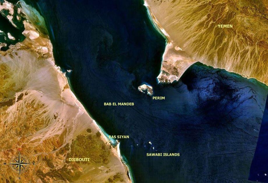 MAP of GULF, YEMEN and the Peninsula