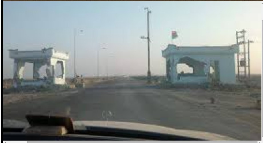 Mnfd the A(O)msaad – Peace Gate, EGYPT at Tobruk, Libya
