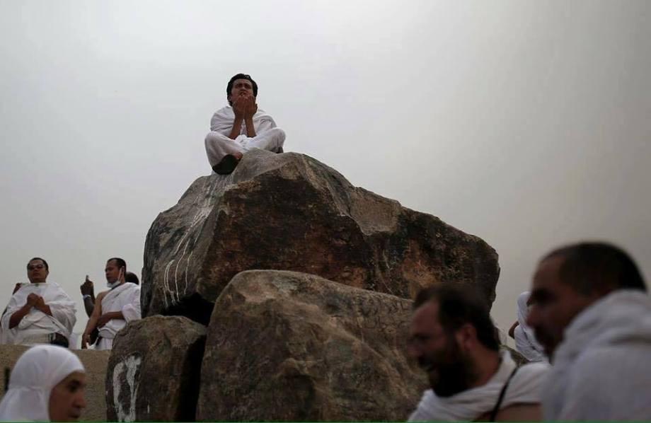 Mount Arafat, 1