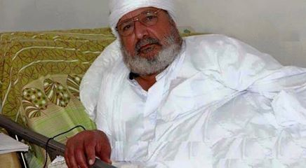 Mr. Ahmed howitzer blood's older brother and cousin to Mu'ammar