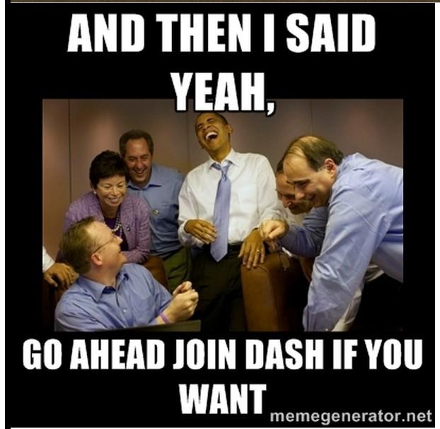 Obama supports DAASH