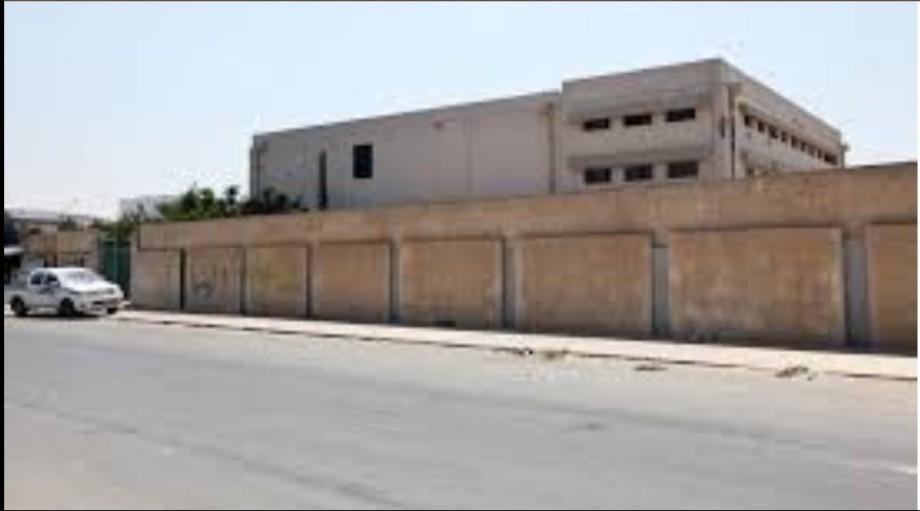 Prison at TRIPOLI CORNER