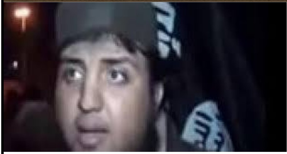 shame February Inventory Hassan al-Krama, Mufti of Daash terrorist organization', in the city of Sirte