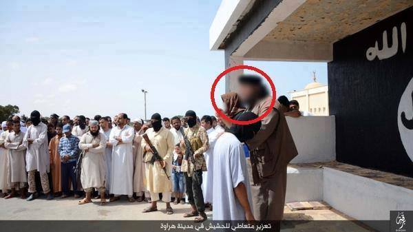 SIRTE Daash execution, 3