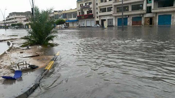 SIRTE flooding