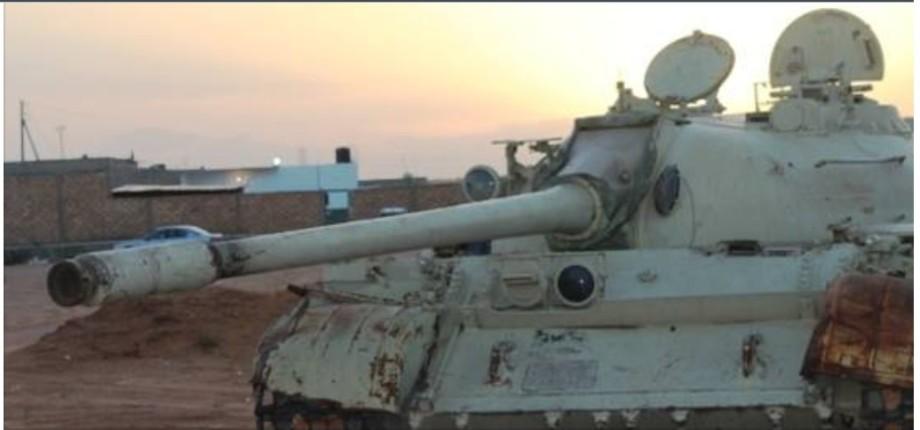 Tank 2 to Wattaya