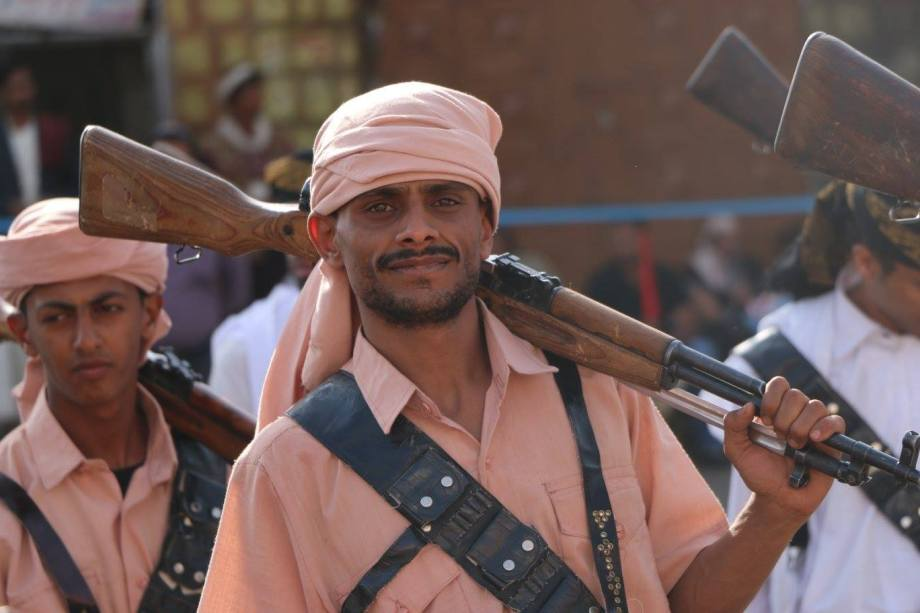 Yemeni four