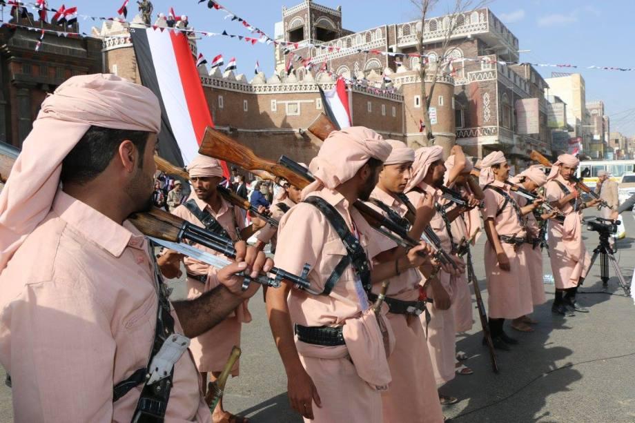 Yemeni three