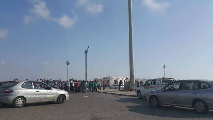 Benghazi Green Uprising, 1