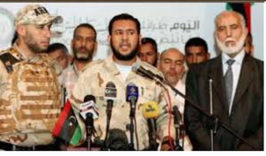 Brotherhood Leaders in Tripoli (Haratine-Gneoh, Belhadj)