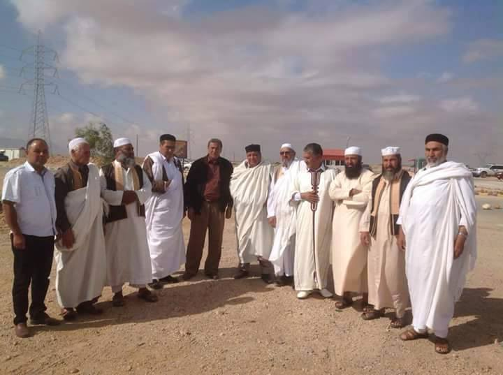 elders of ZINTAN, al-Rajaban, Rishvana, CORNER and even some MISRATI meet in ZINTAN