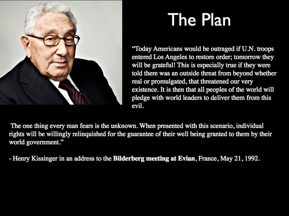 Henry Kissinger rat