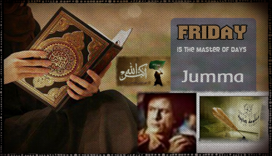Juma Friday Mubarak master of days