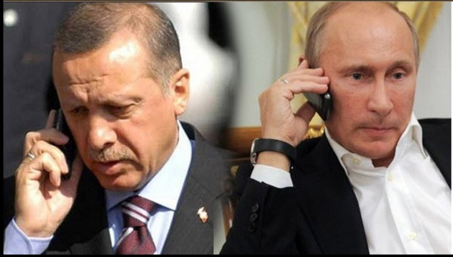 Putin and Erdogen, 1