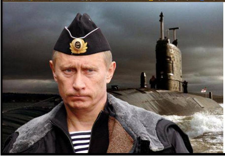 Putin w sub