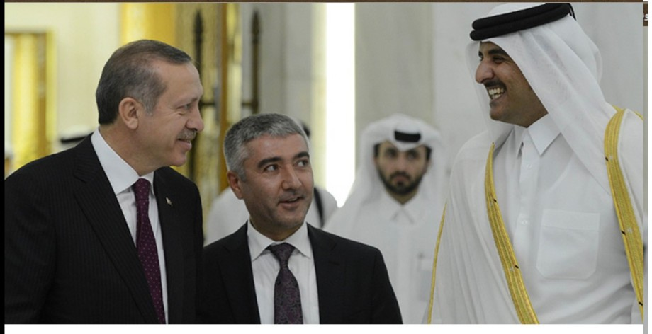 Qatar and Turkey's involvement in Libya