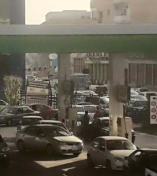 Tripoli gas stations