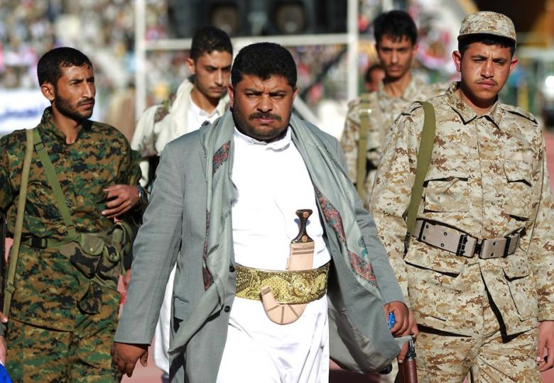 Yemeni president of the revolutionary council, Mohammed Ali al-Houthi