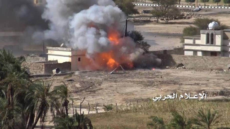 Yemeni successful in stopping SAUDI advancing forces