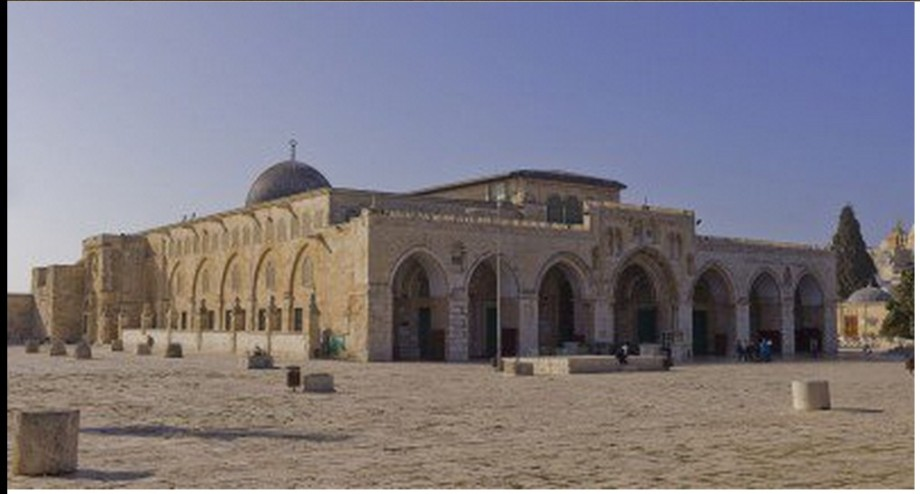 al-Aqsa Mosque, photo by Shiva