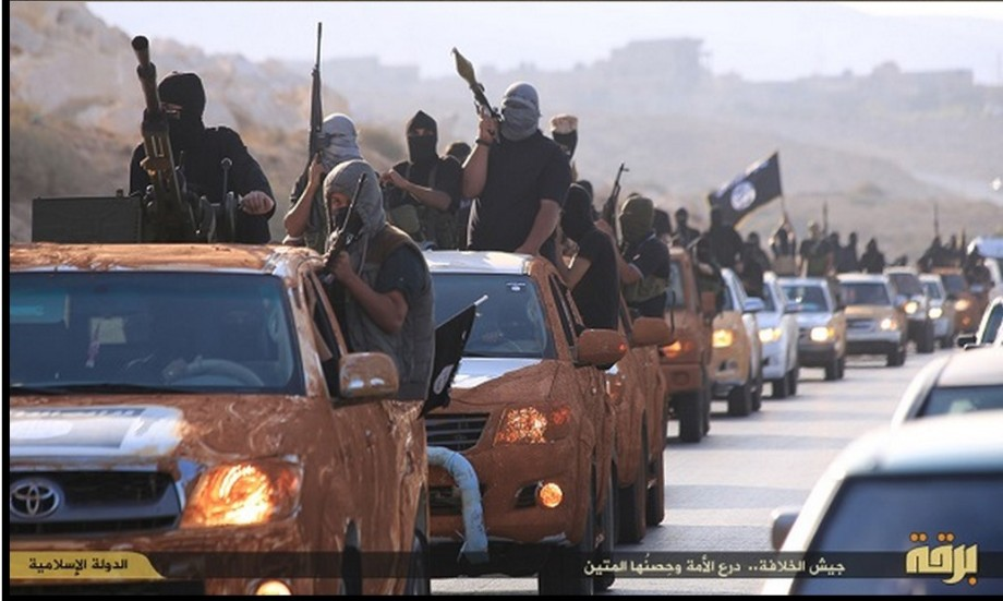 armies of DAASH in Libya