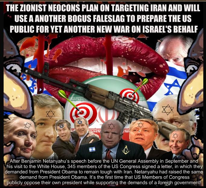 IRAN vs USA and the NWO
