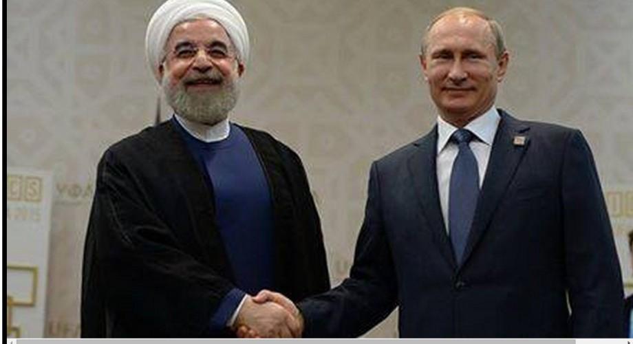 Khamenai and Putin