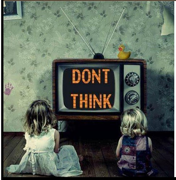 mass-media brainwashing