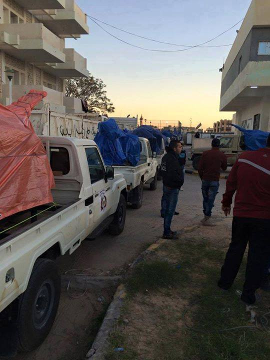 Rat Militias in Spring Valley, TRIPOLI