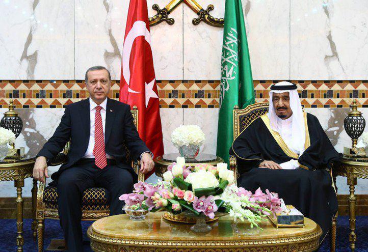 SAUDI ARABIA & TURKEY alliance