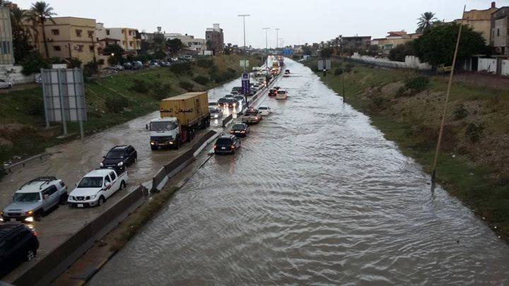 TRIPOLI FLOOD