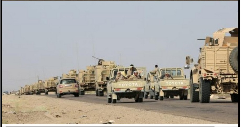 Yemeni Army and Houthi imposed full control over the strategic border-city of Rabuah