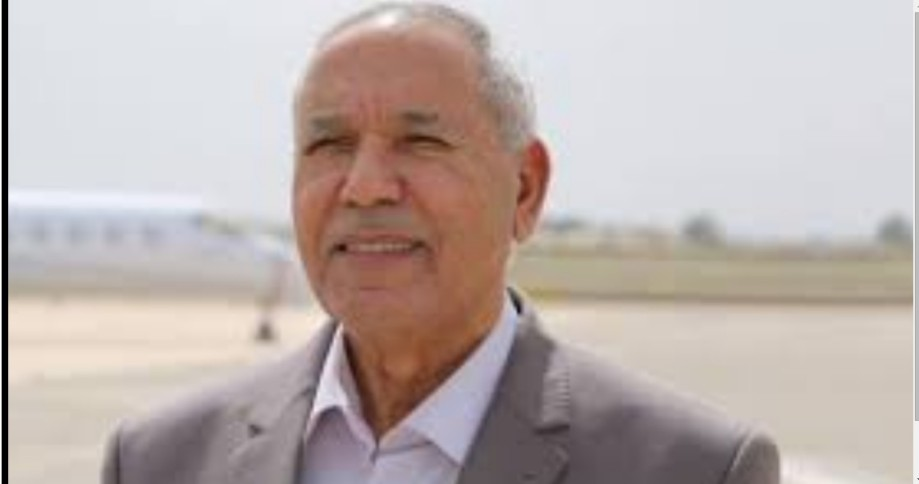 ABU CAMEL reel, MP of the MAJLIS al-Nuwaab of Tobruk, 2