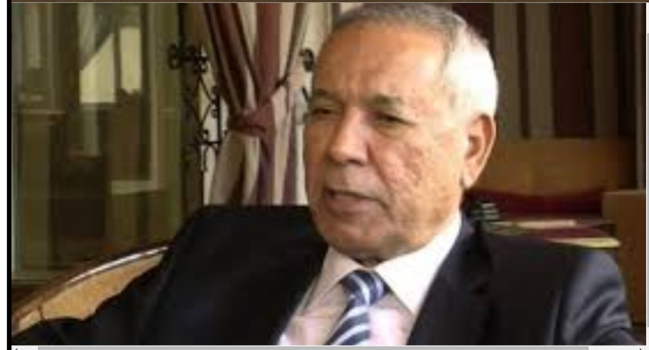 ABU CAMEL reel, MP of the MAJLIS al-Nuwaab of Tobruk