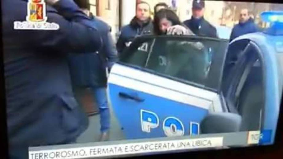 'al-F.beraerih Khaddajh al-Habbi Otina' was arrested in Italy