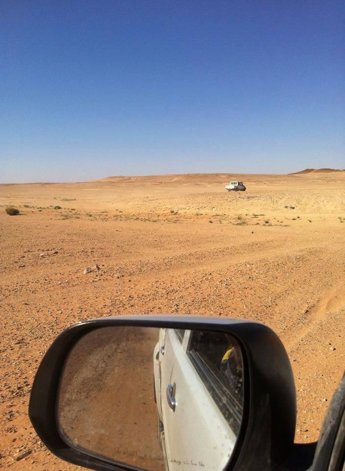 Algerian-Libyan Border, 3
