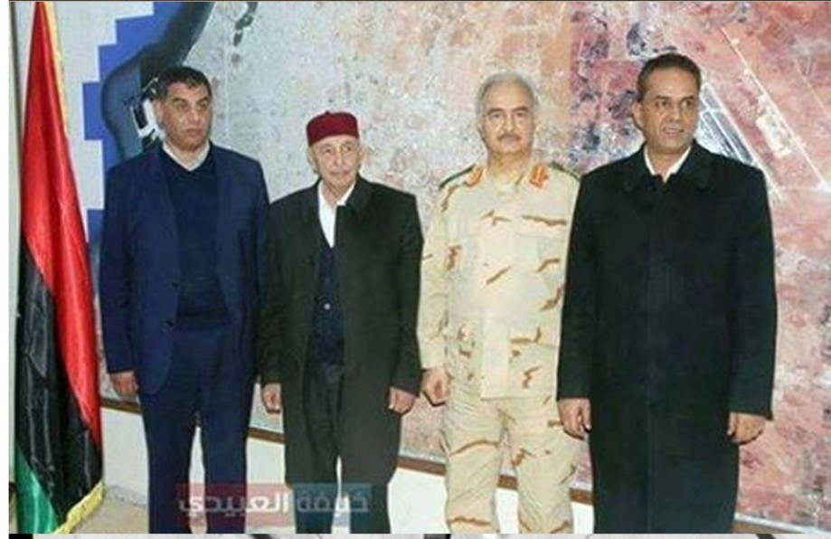 at the TOBRUK MAJLIS al-Nuwaab