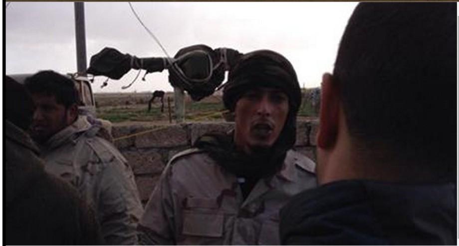 Battalion 309 Tobruk al-Mgehvlh