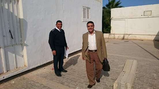 Benghazi's Traffic and Licensing Department, 6