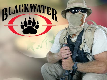 BlackWater mercenaries, 2
