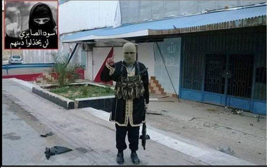DAASH dominates the overall market of al-Sabri, Belghazi