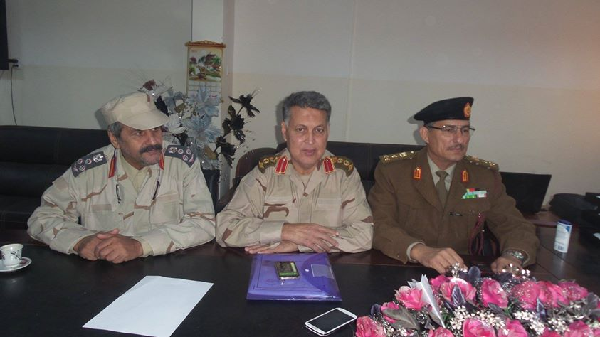 General Command of the Dignity process of the Libyan Army
